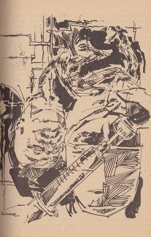 Venture Science Fiction November 1969 Plague Ship Harry Harrison 2-small