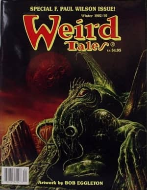 Cover by Bob Eggleton