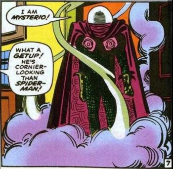 mysterio-entrance-panel-amazing-spider-man-issue-13