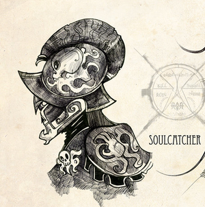 Soulcatcher by Mr.Stripessprite