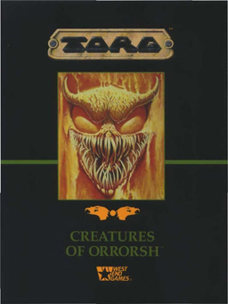 Creatures of Orrorsh