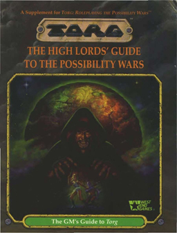 The High Lords' Guide to the Possibility Wars