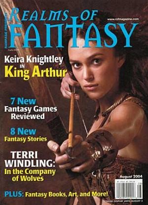 Realms of Fantasy, 8/04