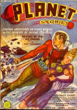 Cover by Albert Drake
