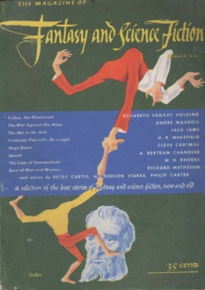 Cover by George Salter