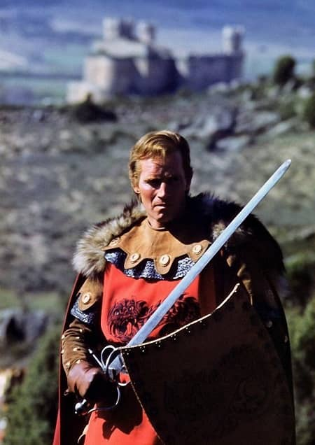 (7) Charlton Heston in El Cid-small