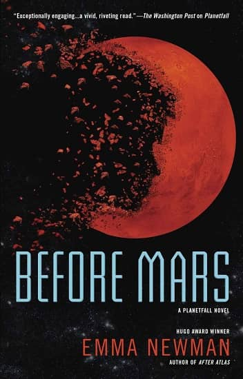 Before Mars Emma Newman-small