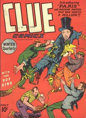 Clue-Comics-9-Winter-1944-cover