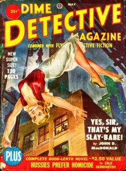 DimeDetectiveMay1950