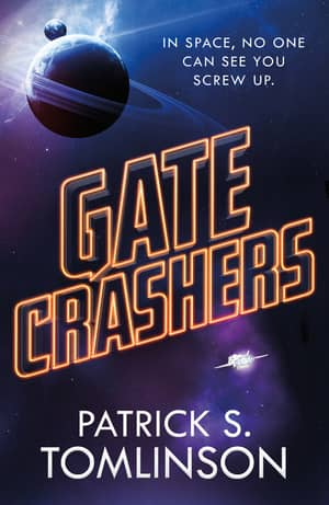 Gate Crashers Patrick S Tomlinson-small