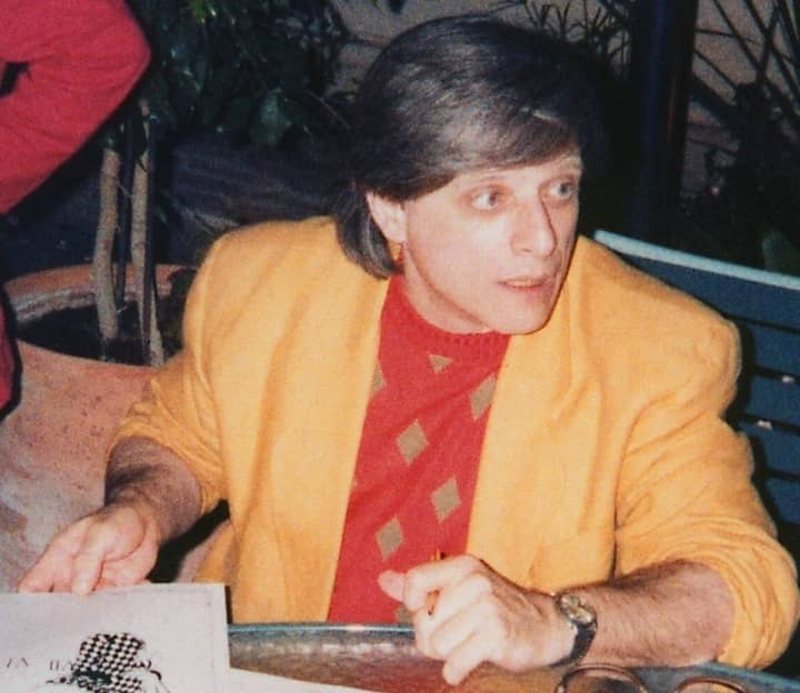 Harlan Ellison In his prime-small