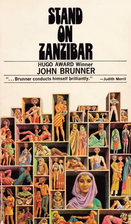 John Brunner Stand on Zanzibar