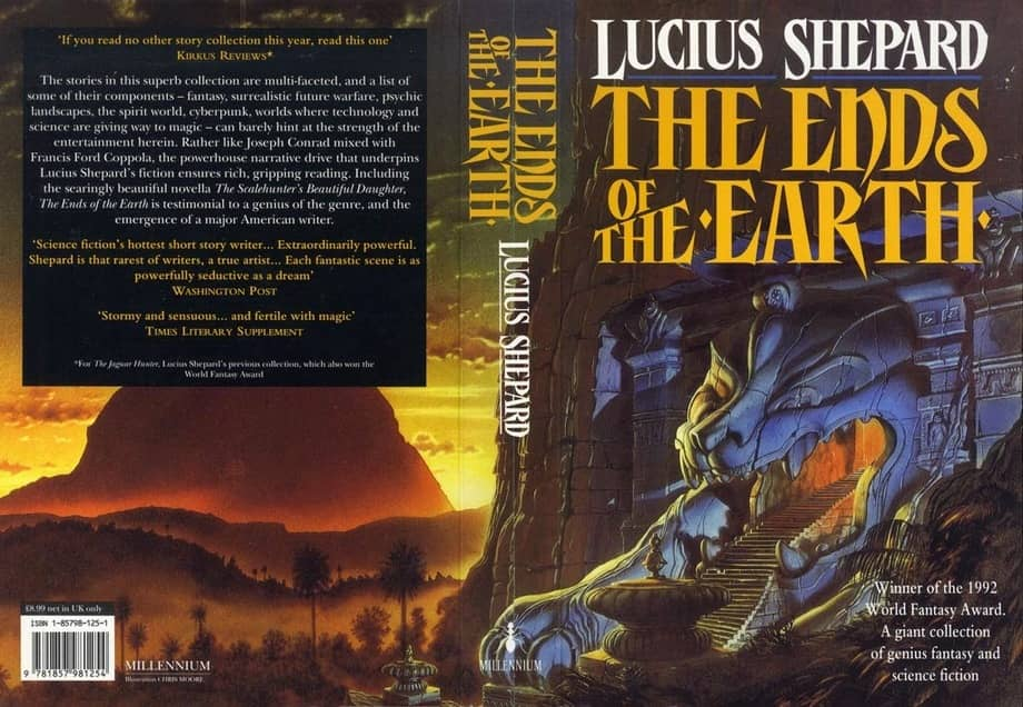 Lucius Shepard The Ends of the Earth-small