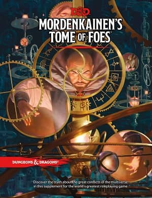 Mordenkainen's Tome of Foes-small