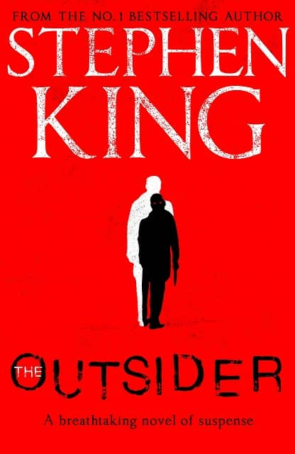 Stephen King The Outsider UK-small