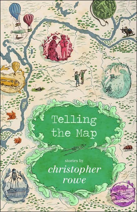 Telling the Map Christopher Rowe-small