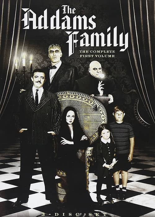 The Addams Family-DVD-small