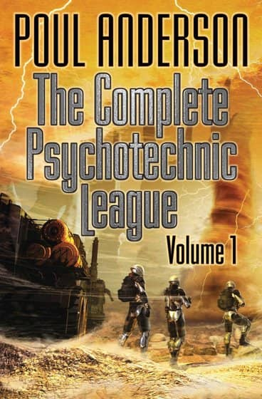 The Complete Psychotechnic League Volume 1-small