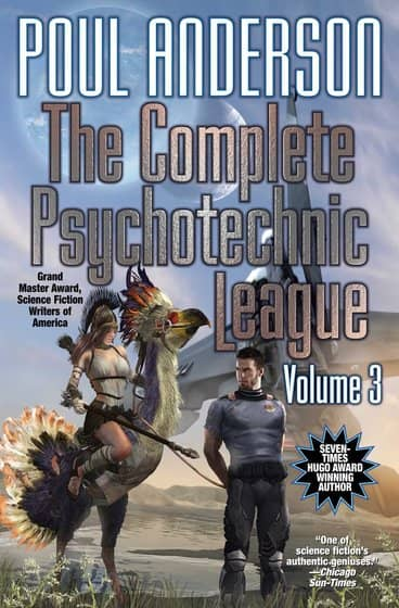 The Complete Psychotechnic League Volume 3-small