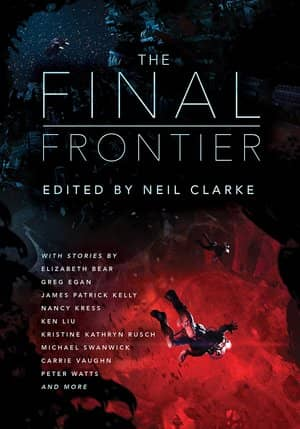 The Final Frontier Neil Clarke-small