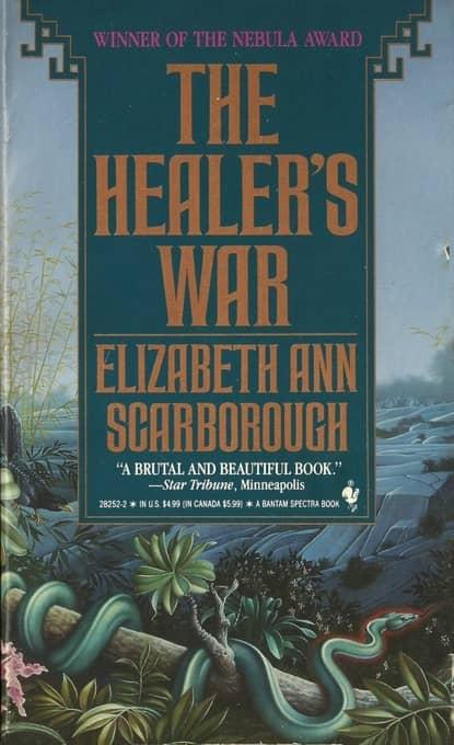 The Healer's War-small