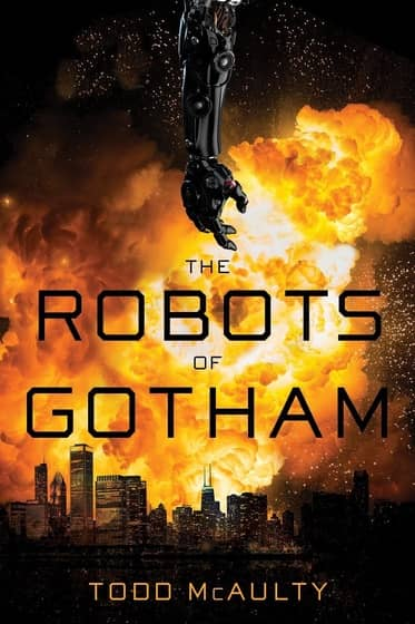 The Robots of Gotham McAulty-small
