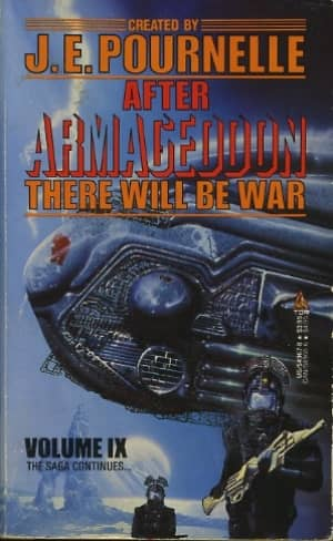 Cover by Tony Roberts