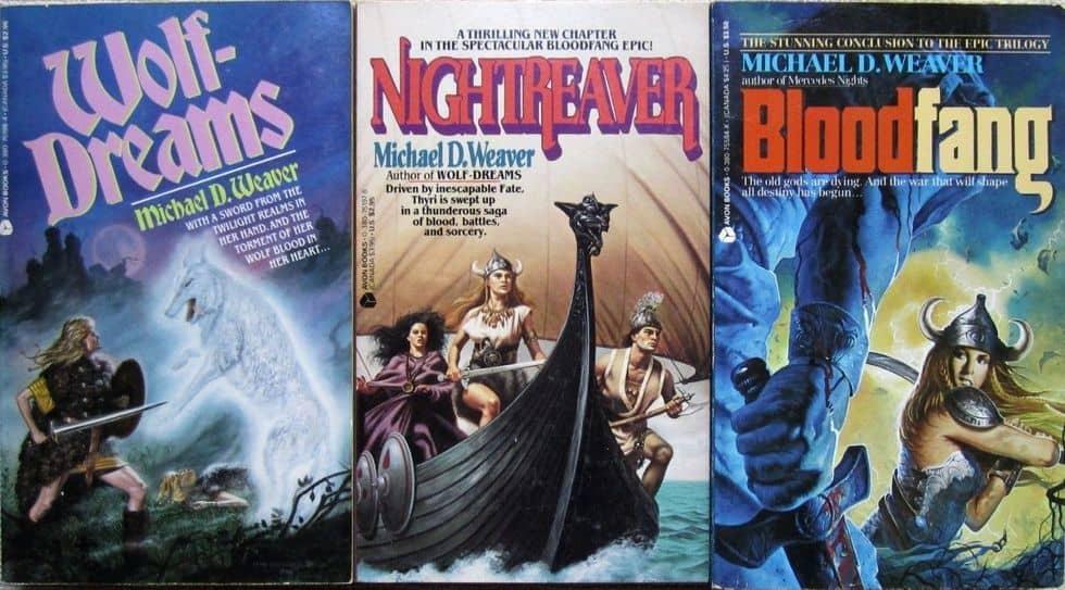 Wolf Dreams Trilogy Michael D Weaver-small