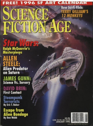 Cover by Chris Moore