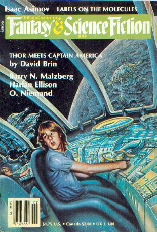 Cover by Ron Walotsky
