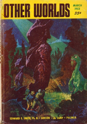 Cover by Robert Gibson Jones