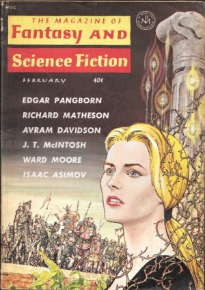 Cover by Ed Emshwiller