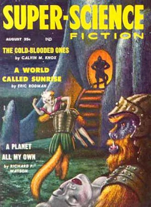 Cover by Kelly Freas
