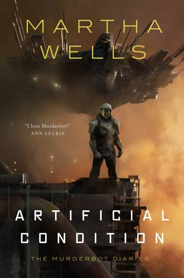Artificial Condition The Murderbot Diaries-small