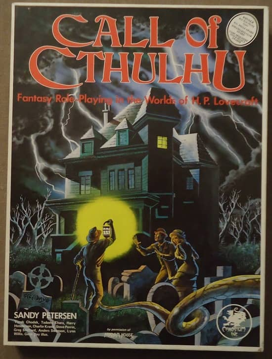 Call of Cthulhu Chaosium-small
