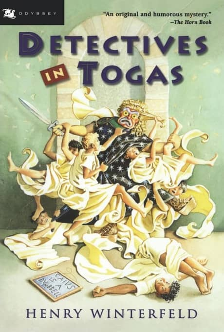 Detectives in Togas-small