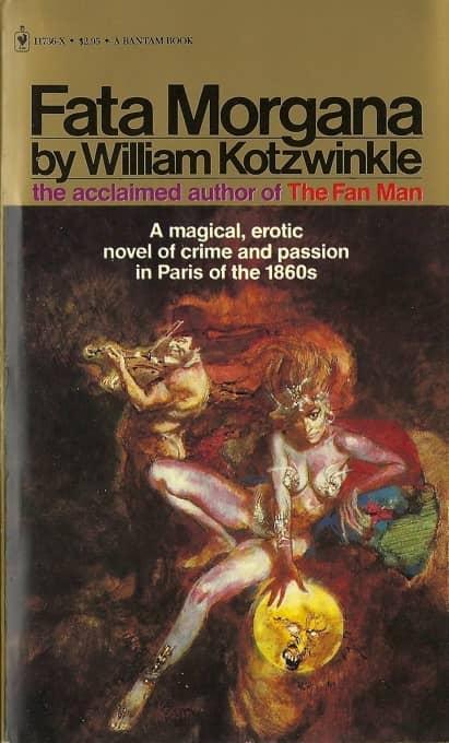 Fata Morgana William Kotzwinkle-small