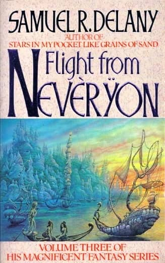 Flight from Nevèrÿon Rowena Grafton