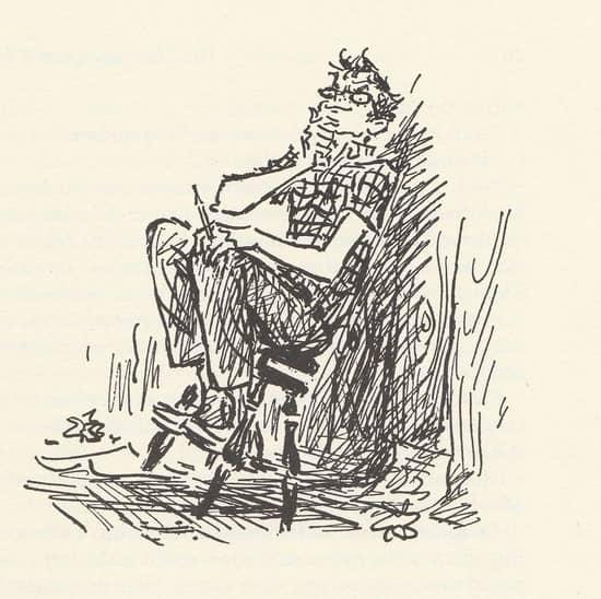 Henry Mulligan, thinking-small