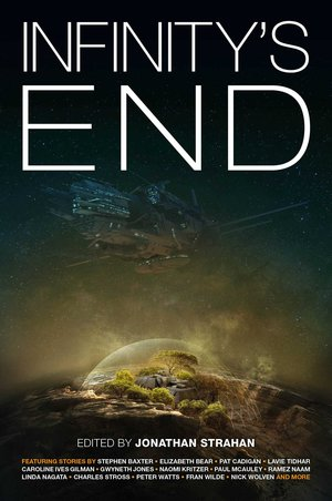 Infinity's End edited by Jonathan Strahan-small