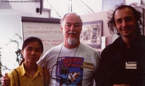 Li Yi Tan Brunner, John Brunner, Roberto Quaglia