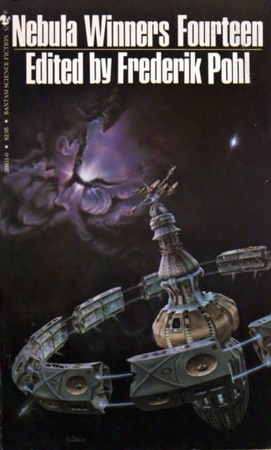 Nebula Winners Fourteen Bantam-small