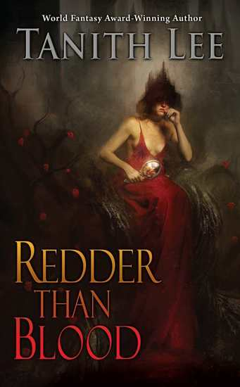 Redder Than Blood Tanith Lee-small