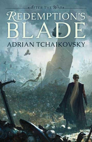 Redemption's Blade Adrian Tchaikovsky-small