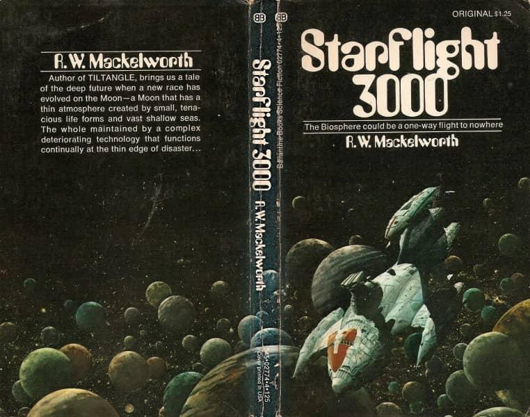 Starflight 3000-Balllentine