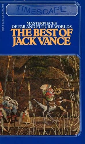 The Best of Jack Vance-Timescape-small