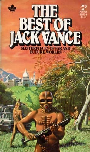 The Best of Jack Vance-small