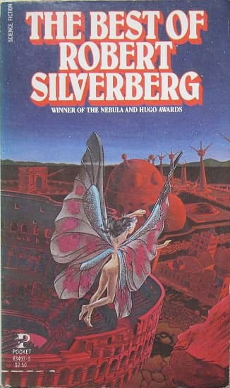 The Best of Robert Silverberg-small