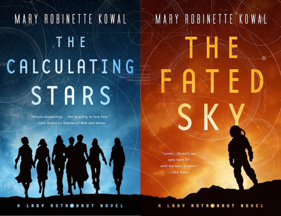 The Calculating Stars and The Fated Sky