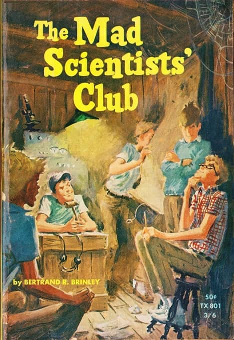 The Mad Scientists' Club-small